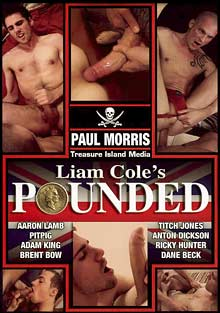 Liam Cole's Pounded cover