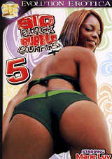 Big Black Bubble Butts 5