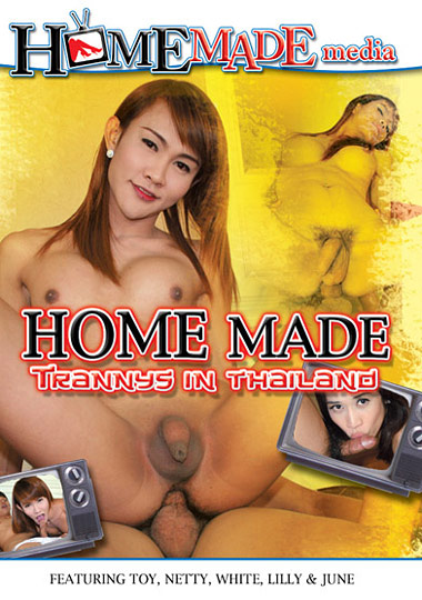 Home Made Trannys In Thailand cover