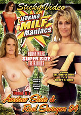 Denni O's Amateur Sluts And Real Swingers 94: Jerking MILF Maniacs