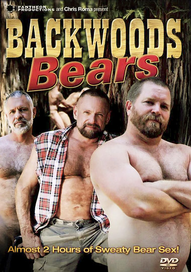 Backwood Bears Cover Front