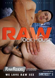 Raw Jock House cover