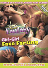 Fart Fantasy: Girl-Girl Face Farting