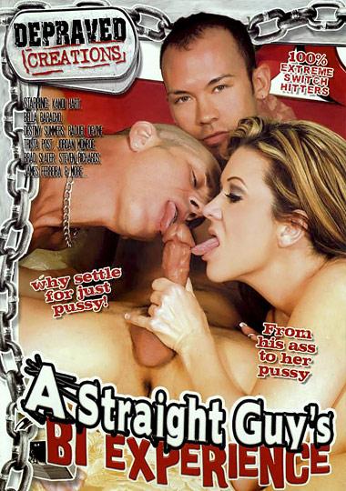 A Straight Guy's Bi Experience (2010)