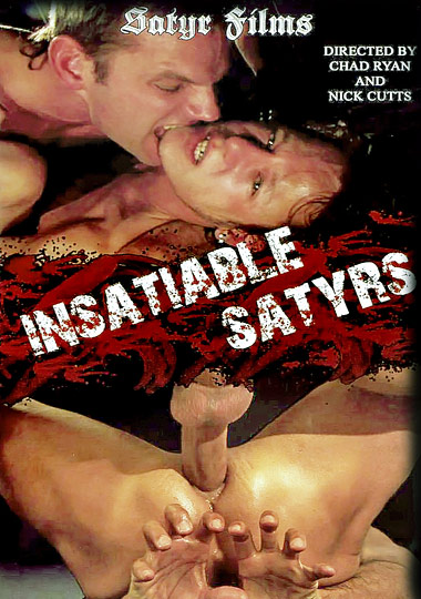 Insatiable Satyrs Cover Front