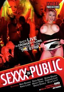 Sexxx In Public cover