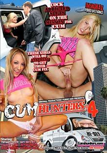Cum Hunters 4 cover