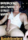 Barebacking Hollywood Street Whores