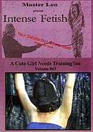 Intense Fetish 863: A Cute Girl Needs Training Too