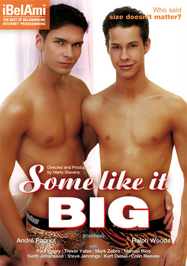 Some Like It Big 1 Cover Front