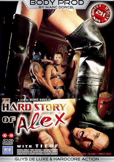 The Hard Story of Alex/Tough Types Cover Front