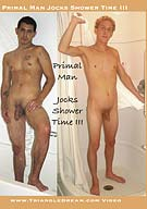 Primal Man Jocks Shower Time 3
