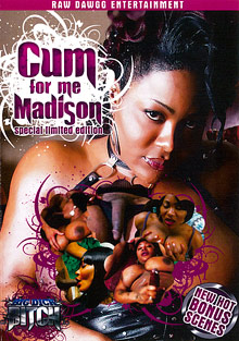 Cum For Me Madison cover