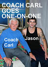Coach Carl Goes One-On-One