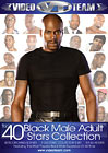 Top 40 Black Male Adult Stars Collection