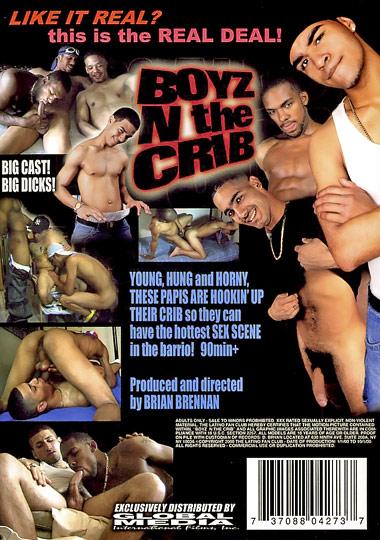 Boyz n the Crib 1 Cover Back