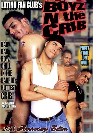 Boyz n the Crib 1 Cover Front