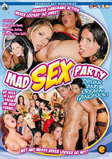 Mad Sex Party: Drunk And Creamy Gangfuck