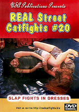 Real Street Catfights 20: Slap Fights In Dresses