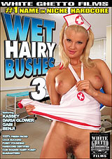 Wet Hairy Bushes 3
