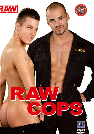 Raw Cops Cover Front