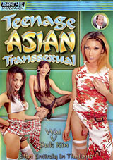 Teenage Asian Transsexual