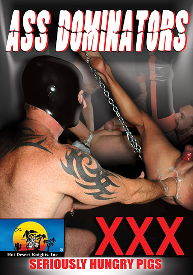 Ass Dominators Cover Front