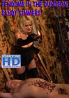 Femdoms In The Dungeon: Sandy Simmers