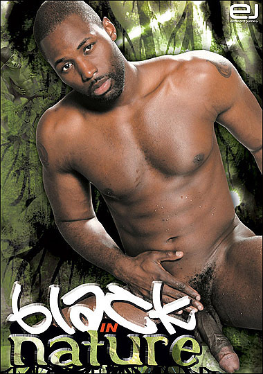 Black in Nature 1 Cover Front