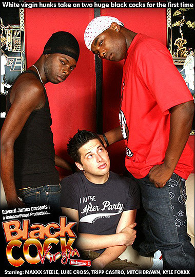 Black Cock Virgin 1 Cover Front