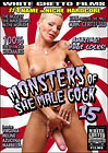 Monsters Of She Male Cock 15