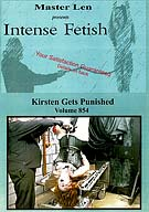 Intense Fetish 854: Kirsten Gets Punished