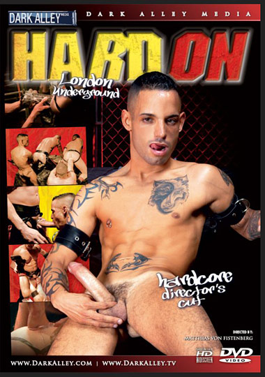 Hard On London Underground Cover Front