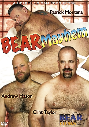 Bear Mayhem Cover Front