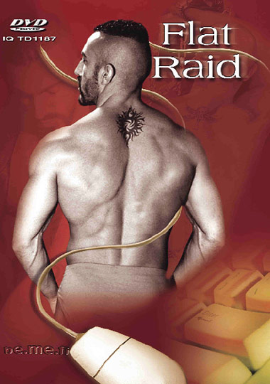 Flat Raid Cover Front