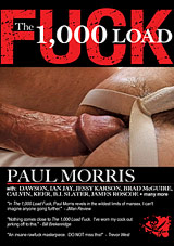 the 1000 load fuck, treasure island media, paul morris, tim, gay, porn, bareback, cumshot, lito cruz