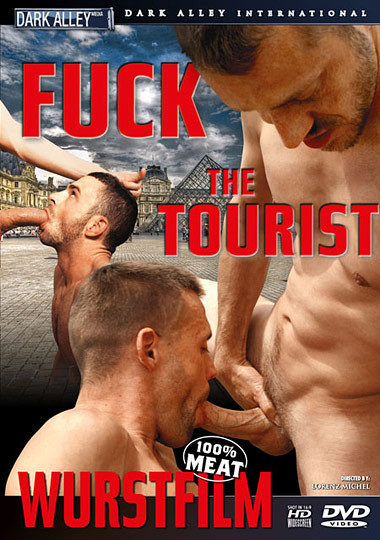 Fick den Touri aka Fuck the Tourist Cover Front