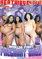 Worlds First Pregnant Orgy 2