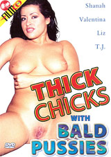 Thick Chicks With Bald Pussies