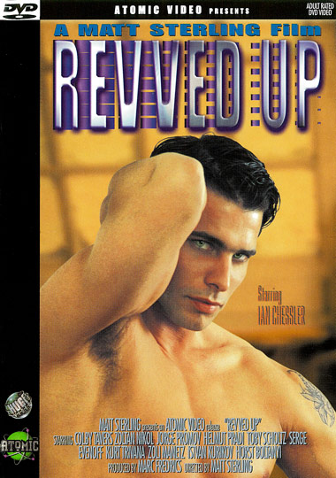 Revved Up Cover Front