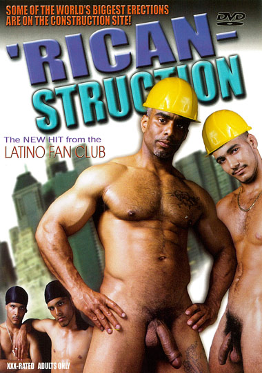 Rican-struction Cover Front