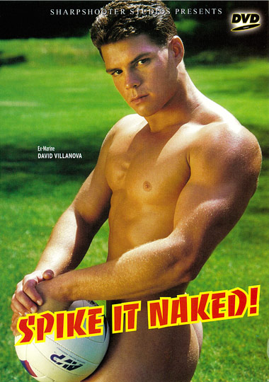 Spike It Naked Cover Front