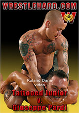 Tattooed Junior V. Giuseppe Pardi