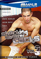 Shocking Monster Cocks 3