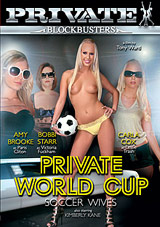 Private World Cup Footballers' Wives