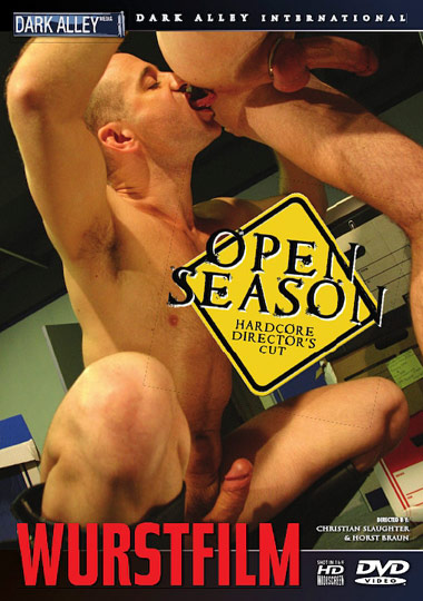 Open Season Cover Front
