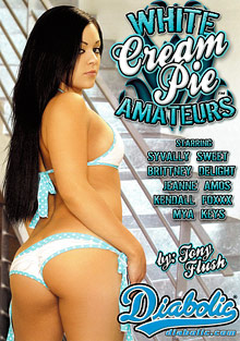 White Cream Pie Amateurs cover
