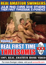 Real First Time Threesomes 2