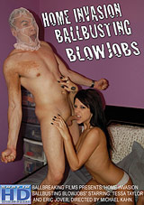 Home Invasion Ballbusting Blowjobs