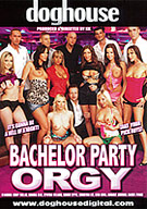Bachelor Party Orgy